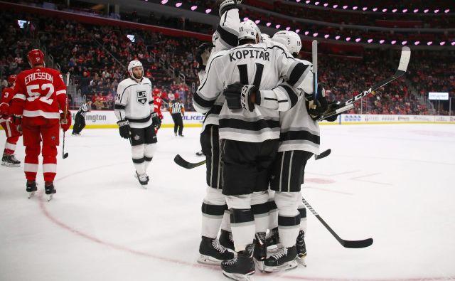 Navijači in hokejisti Kraljev so v zadnjem času lahko boljše volje. FOTO: AFP
