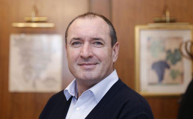 Andrej Simončič, direktor Kmetijskega inštituta je od oktobra tudi predsednik Sveta za kmetijstvo, posvetovalnega telesa kmetijske ministrice. FOTO: Jože Suhadolnik