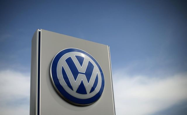 Volkswagen je odkril anomalije v novi programski opremi za dizelske motorje. FOTO: Jure Eržen/Delo