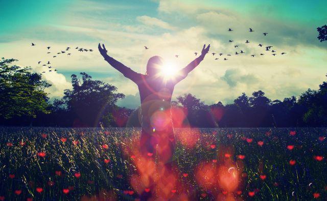Poslovni uspeh, zvišanje dobička ali po drugi strani povišanje plače za 100, 500 ali 2000 evrov ne zagotavlja pristne osebne sreče, ki bi morala biti najpomembnejši cilj vsakega razmišljajočega, ambicioznejšega človeka. FOTO: Shutterstock