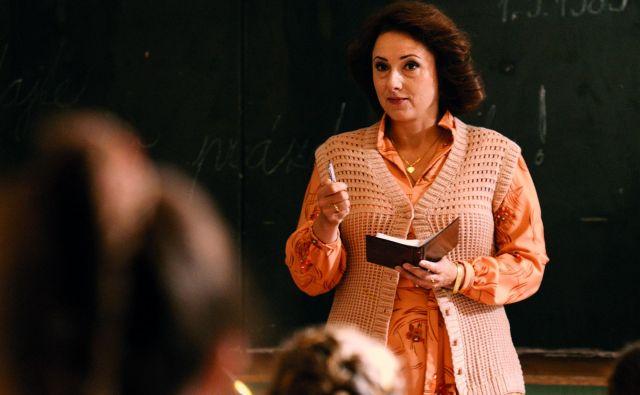 Učiteljica. Foto TVS