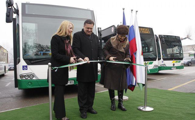Zdenka Grozde je na položaju direktorice Holdinga Ljubljana že 15 let, njena bruto plača pa krepko presega prejemke vodilnih funkcionarjev v državi. FOTO: Mavric Pivk