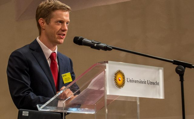 Antoine Buyse, direktor Nizozemskega inštituta za človekove pravice. FOTO: osebni arhiv