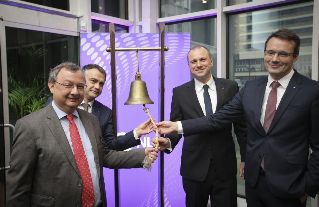 NLB prinesla novo življenje Ljubljanski borzi