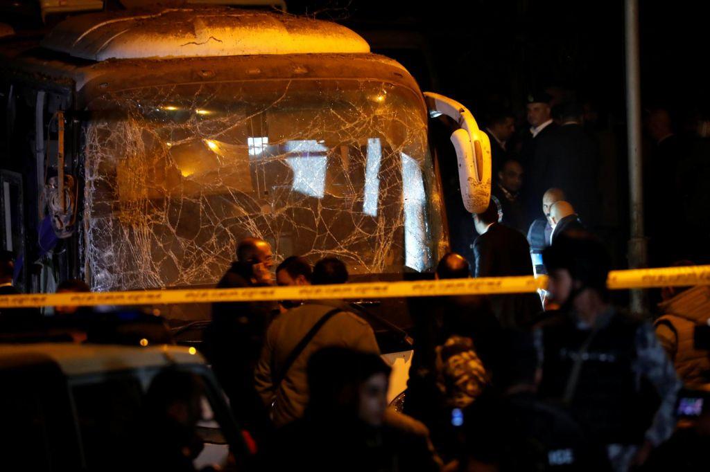 Egiptovska policija po eksploziji v Gizi ubila 40 teroristov