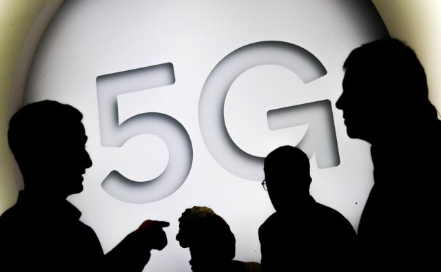 O omrežju 5g se govori vse glasneje. FOTO: Yves Herman/Reuters
