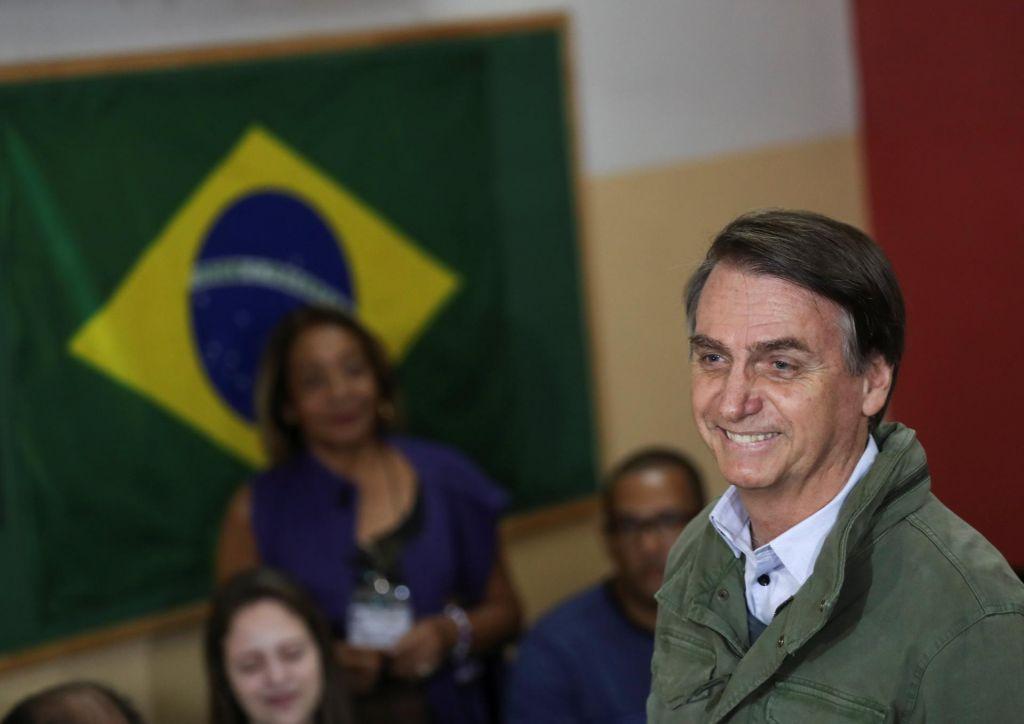 FOTO:Na čelu Brazilije desničarski populist, »brazilski Trump«
