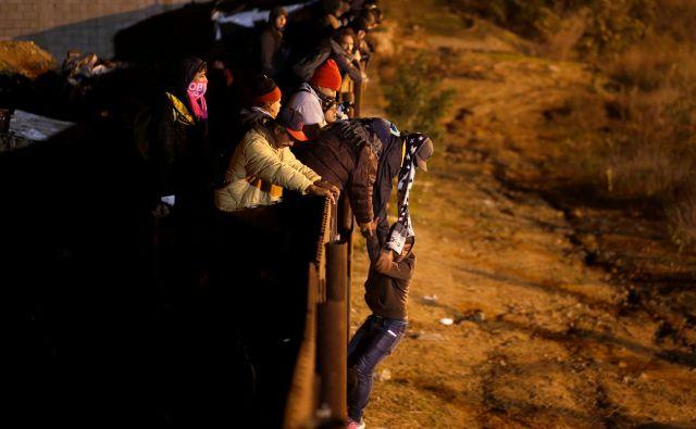 Ministrstvo za domovinsko varnost jebrez proračunskega denarja od 22. decembra. FOTO: Mohammed Salem/Reuters