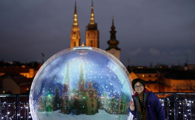 Največ obiskovalcev se je odpravilo v Zagreb, Opatijo, Dubrovnik, Poreč in Rovinj. FOTO: Antonio Bronić/Reuters