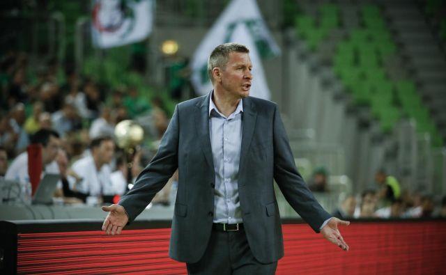 Krkin trener Simon Petrov zelo spoštuje Crveno zvezdo. FOTO: Uroš Hočevar