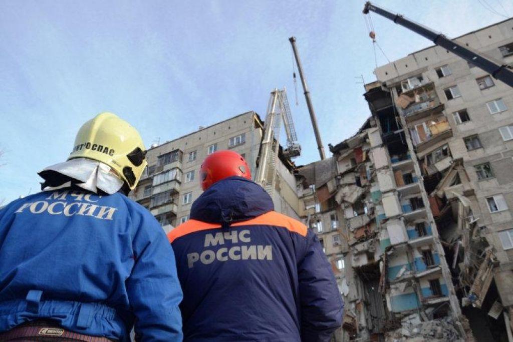 Število žrtev eksplozije v Magnitogorsku naraslo na 31