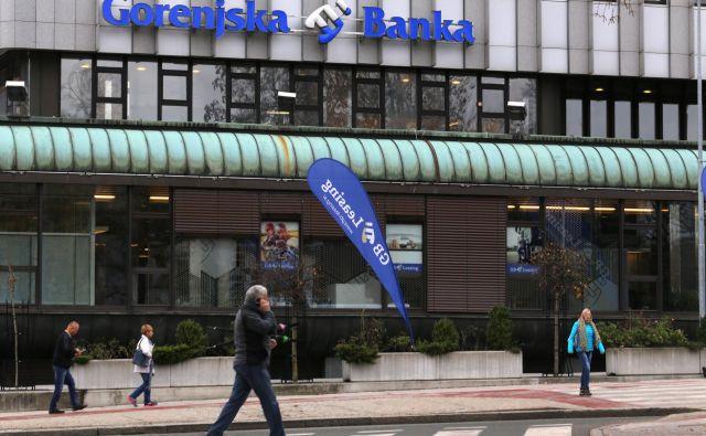AIK Banka bo lahko po 22. januarju objavila ponudbo za prevzem Gorenjske banke. Foto Tomi Lombar/Delo