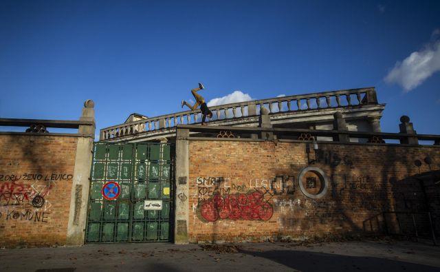 Plečnikov stadion za Bežigradom. FOTO: Voranc Vogel