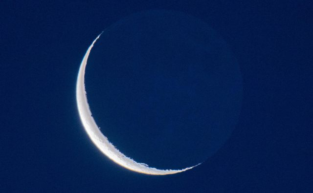 Luna 3. januarja 2019 Foto: Julian Stratenschulte, Afp