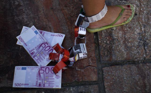 Od izbruha globalne finančne krize do konca leta 2010 so na ravni EU veljala ohlapnejša pravila za državno pomoč bankam v obliki dokapitalizacij. FOTO: Reuters