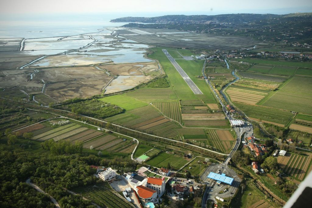 Miodrag Kostić postal večinski lastnik Aerodroma Portorož