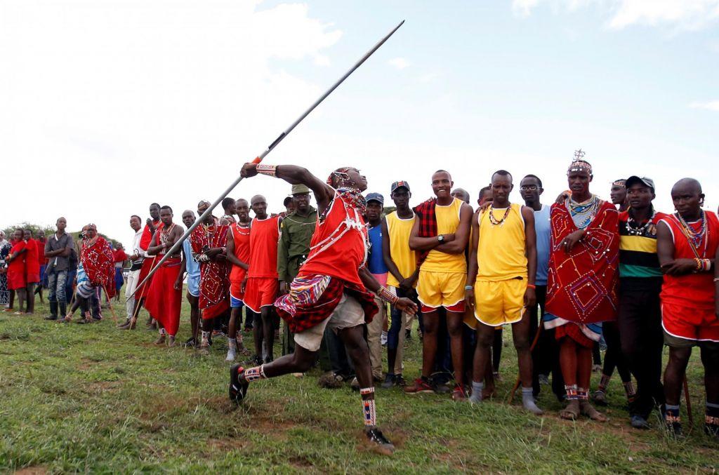FOTO:Olimpijske igre Masajev