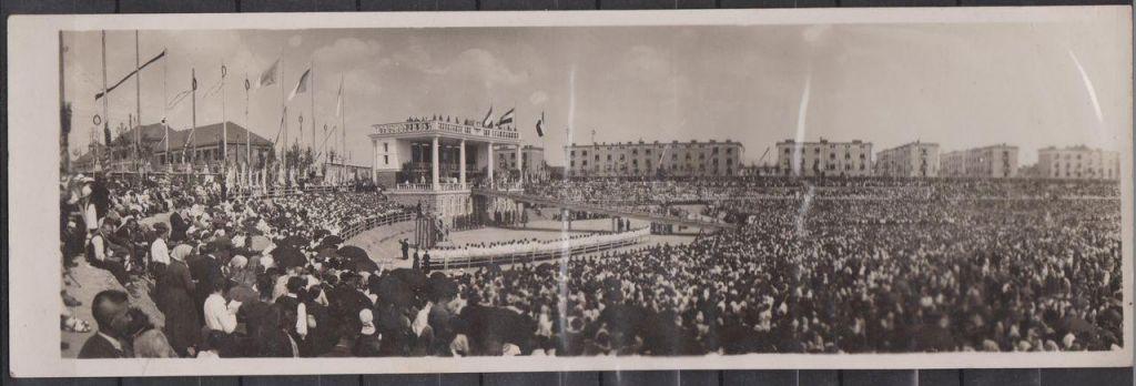 Kako je nastal Plečnikov stadion