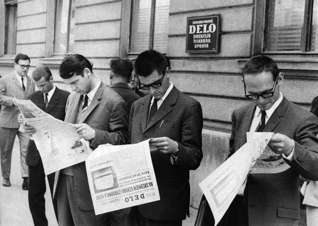 FOTO:Mediji se spreminjajo, zgodbe ostajajo