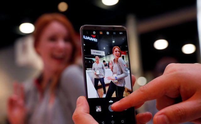 V Huaweiju so zaradi nerodnosti že kaznovali direktorja digitalnega marketinga in še enega neimenovanega zaposlenega.FOTO: Steve Marcus/Reuters