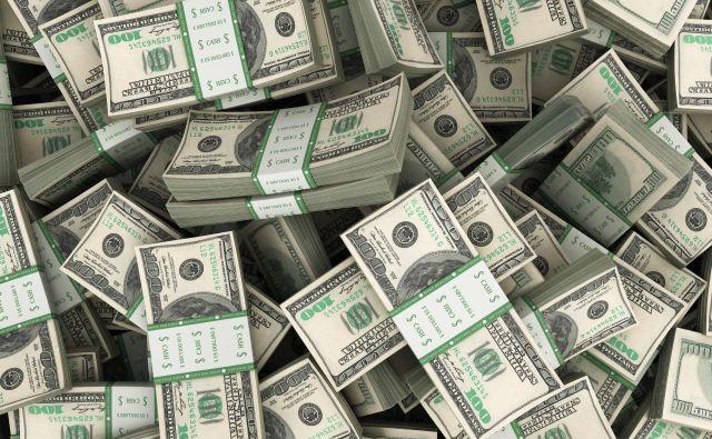 Svet se vrti na izposojenem denarju, celotni svetovni dolg narašča. Foto: Getty Images