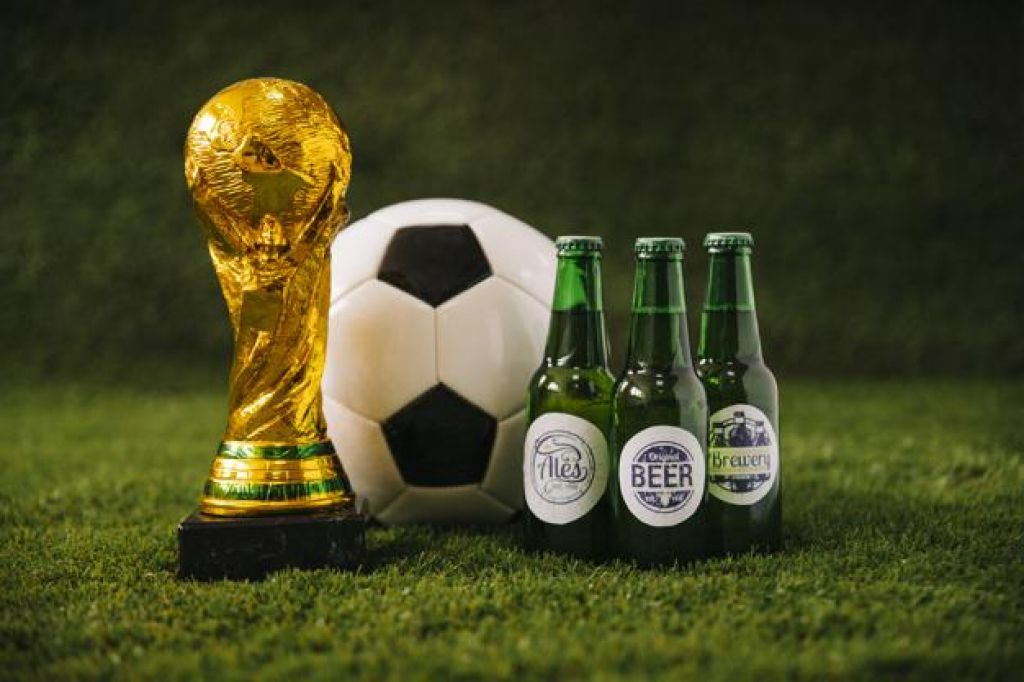 V Katarju bo nogomet za ljubitelje piva zelo drag šport