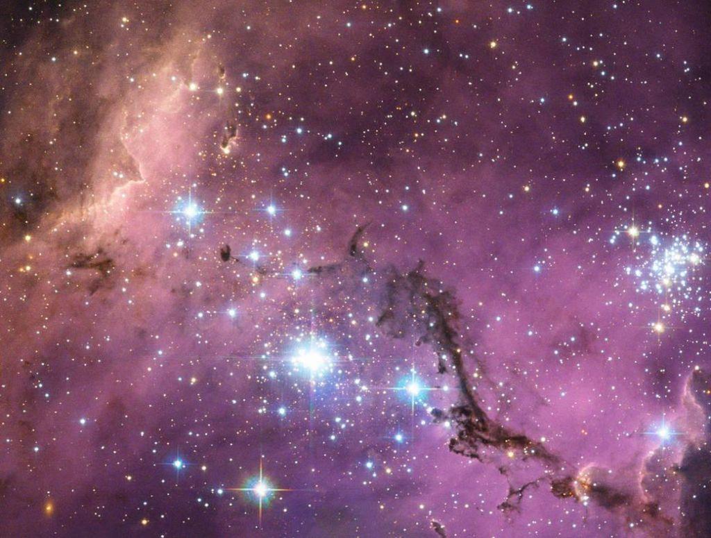 Veliki Magellanov oblak bo trčil v Rimsko cesto