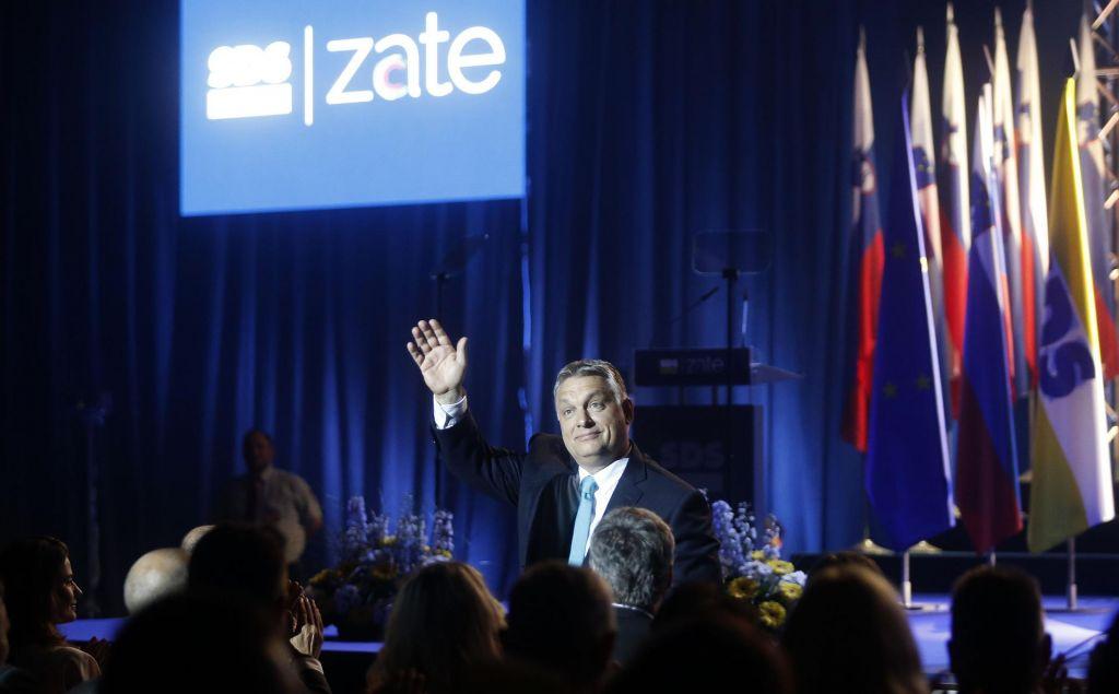 Bo Orbanov pohod po Sloveniji ustavila vlada?