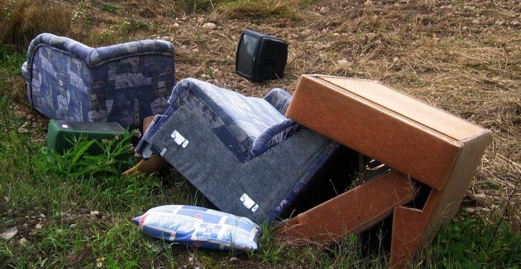 Kosovni odpadki in smrečice