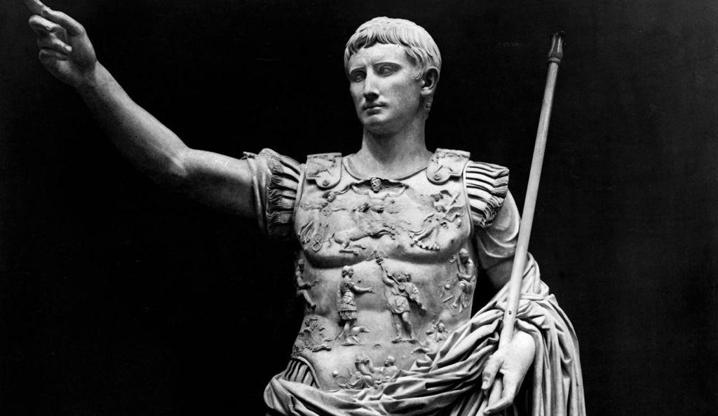 Prvi rimski cesar Avgust vam ima veliko povedati