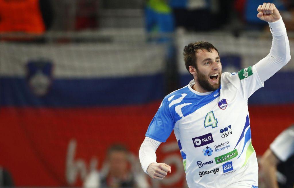 Svetovni prvaki nadigrali slovenske rokometaše