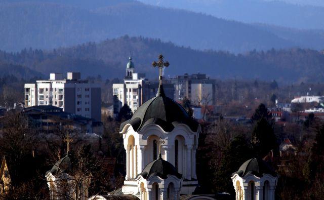 Pravoslavna cerkev FOTO: Roman Šipić