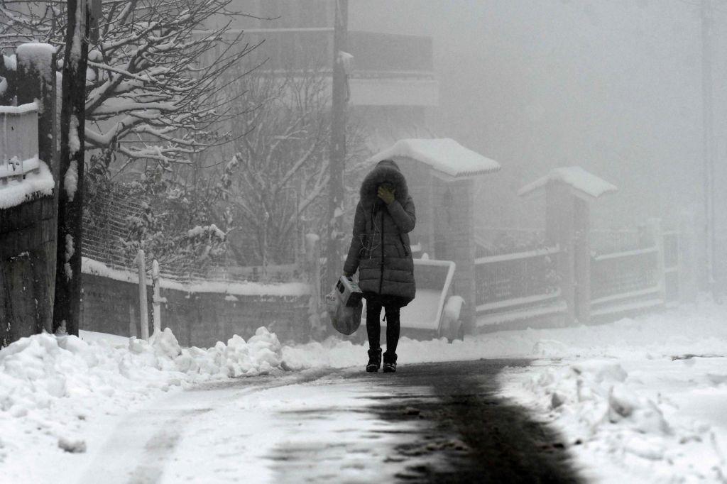 Nekatere evropske države v primežu nizkih temperatur in obilnega sneženja