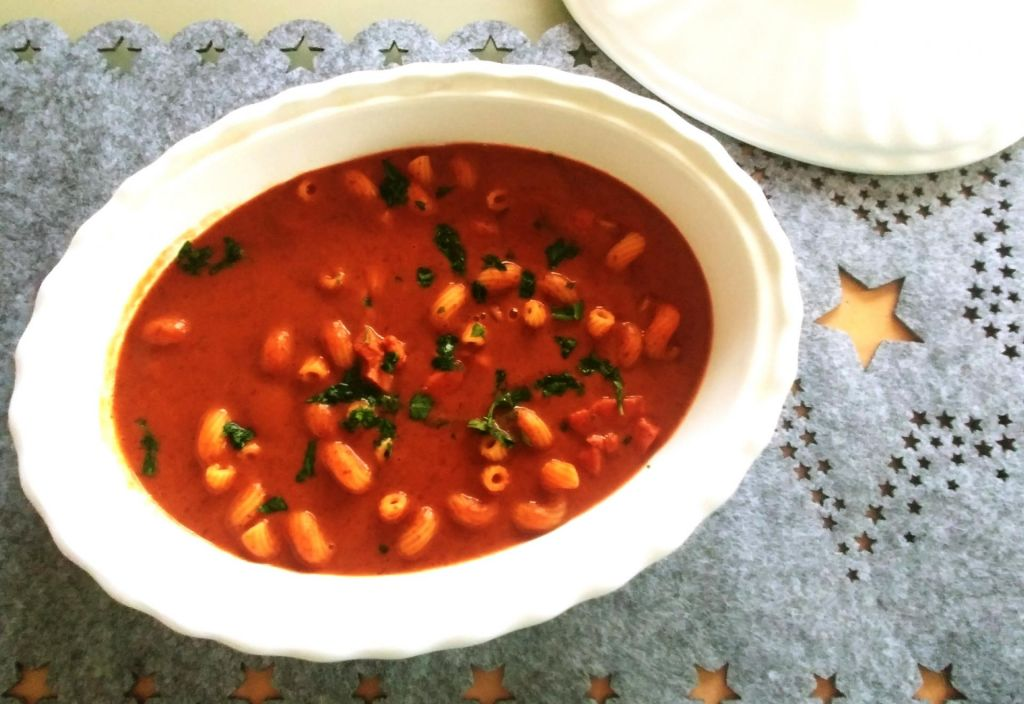 Poletov recept: kremna fižolova juha