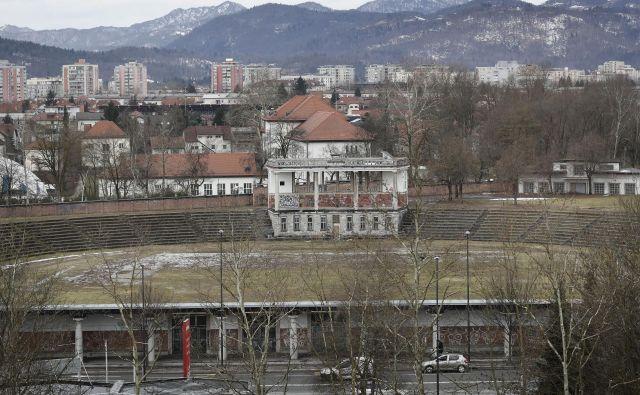 Projektantsko podjetje Elea iC od leta 2011 sodeluje pri obnovi Plečnikovega stadiona. Med drugim so prevzeli projekt za pridobitev gradbenega dovoljenja. FOTO: Leon Vidic