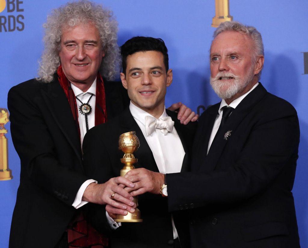 Rami Malek v duši in telesu Freddieja Mercuryja