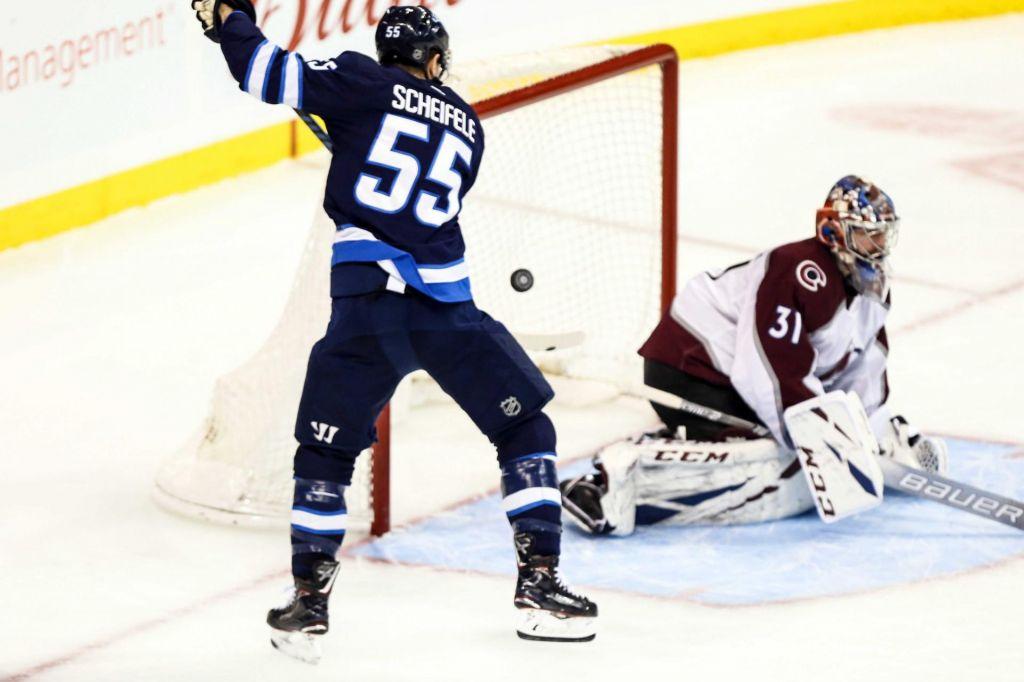FOTO:Recite temu učinkovitost: 21 strelov, sedem golov Winnipega (VIDEO)