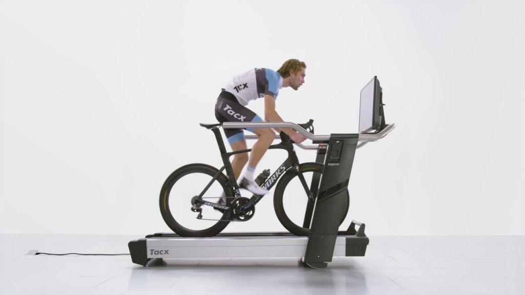 Postati dober kolesar – na mestu