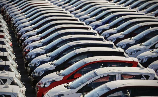 Veliko zaposlenih je delalo v avtomobilski industriji. FOTO Uroš Hočevar/Delo