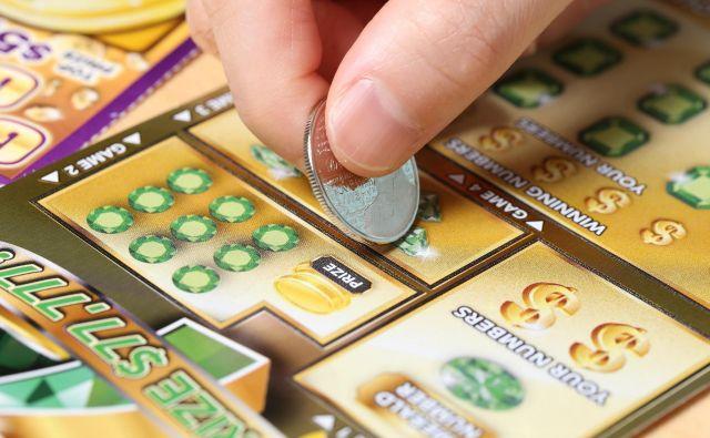 Resnični lastnik zmagovalnega dobitka bo denar prejel v kratkem.FOTO: Shutterstock