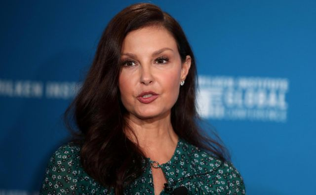 Ashley Judd FOTO: Lucy Nicholson/Reuters