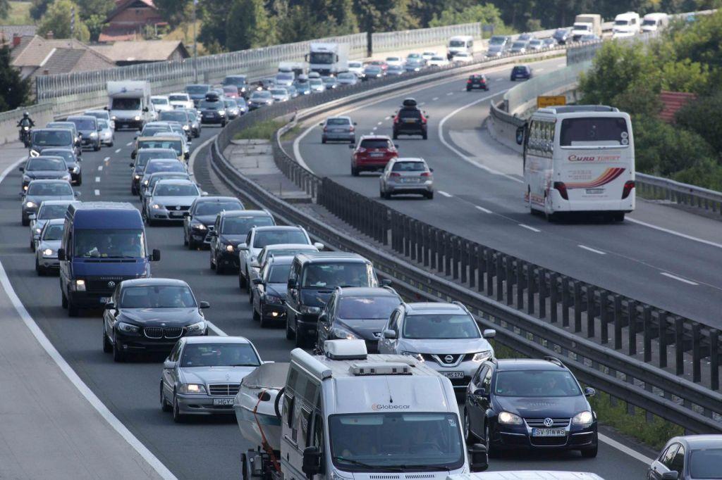 Štajerska avtocesta spet odprta
