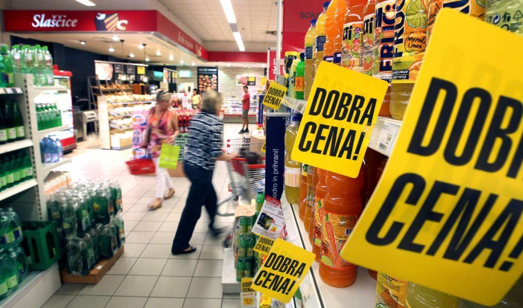 Trgovci žugajo z zmanjšanjem naročil »slovenskega« kruha