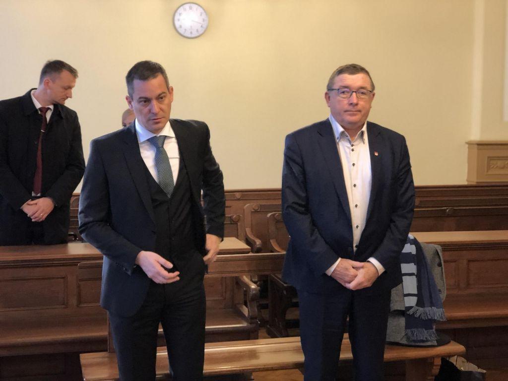 Na sojenju Fištravcu pričal njegov najtesnejši svetovalec