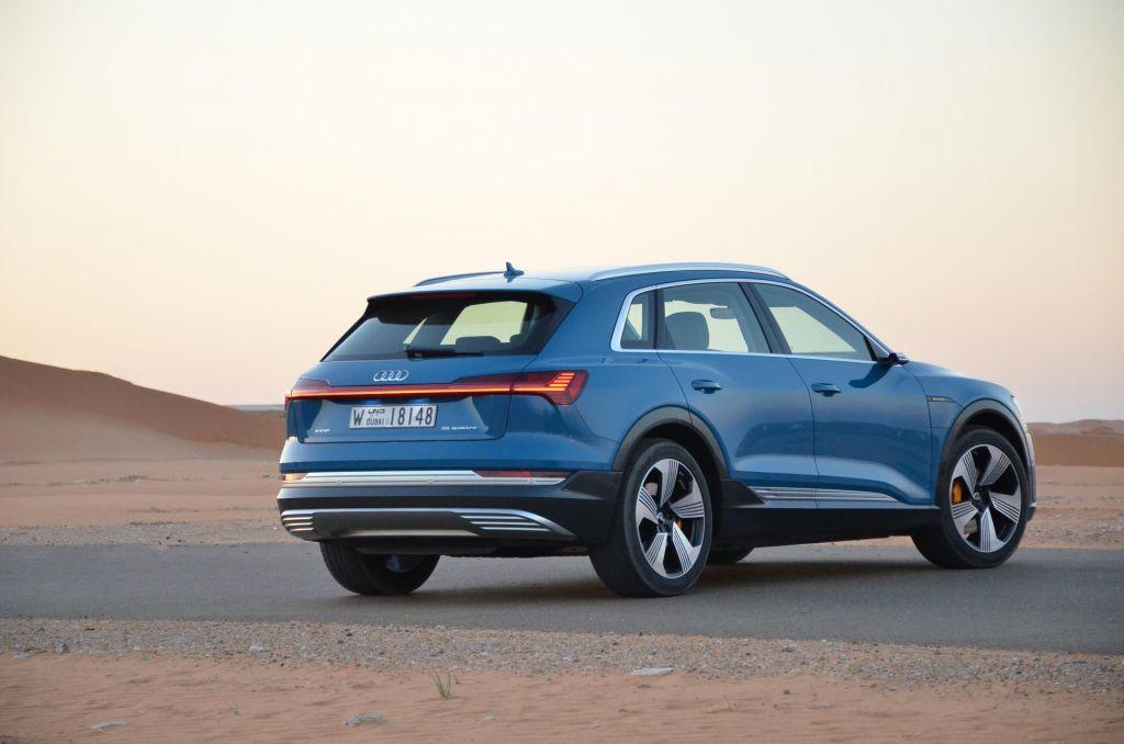 Volkswagen bo »povozil« Teslo