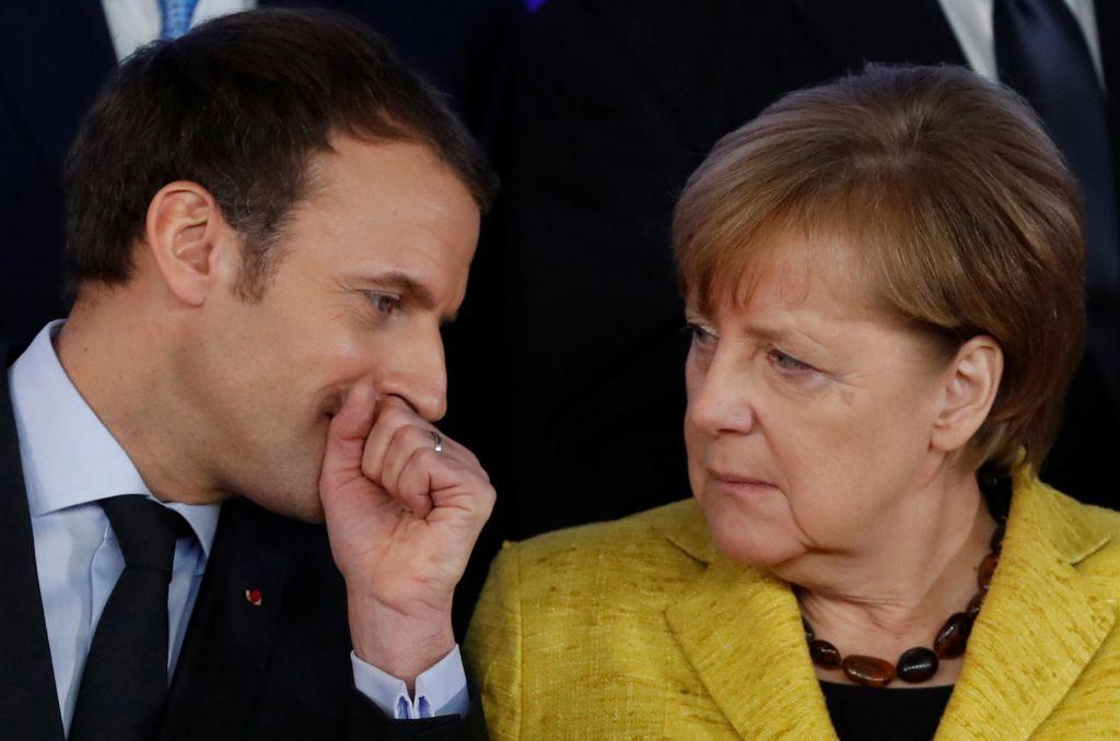 Nemčija in Francija za aachensko pogodbo