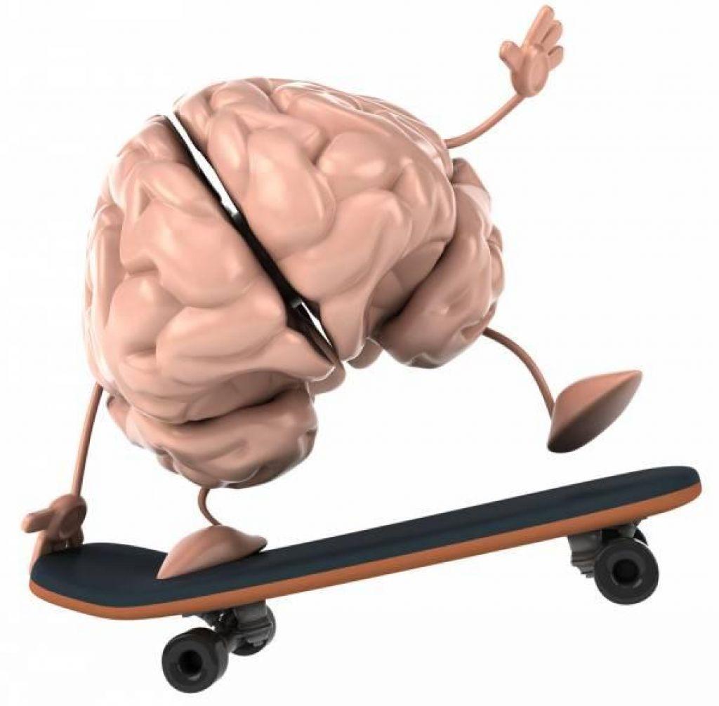 Staranje možganov? Pomaga redna vztrajnostna vadba