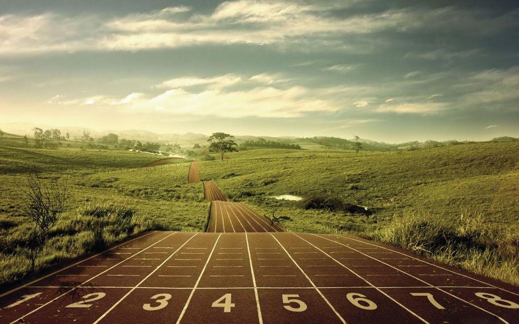 FOTO:Od kome do maratona ali življenje je lepo