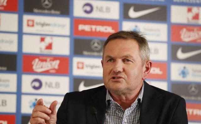 Matjaž Kek bo preizkušal igralce iz slovenskega državnega prvenstva. FOTO: Leon Vidic/Delo