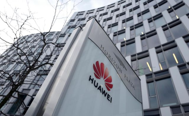 Telekomunikacijski gigant Huawei ima za seboj težko leto. FOTO: Kacper Pempel/Reuters